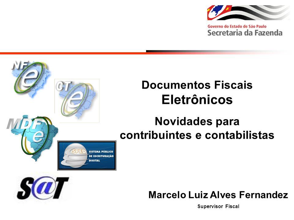 Agenda I - Soluções fiscais para o varejo SAT NFC-e II - Escrituração Fiscal Digital EFD III - Documentos eletrônicos para a indústria, atacado e transportador NF-e CT-e MDF-e