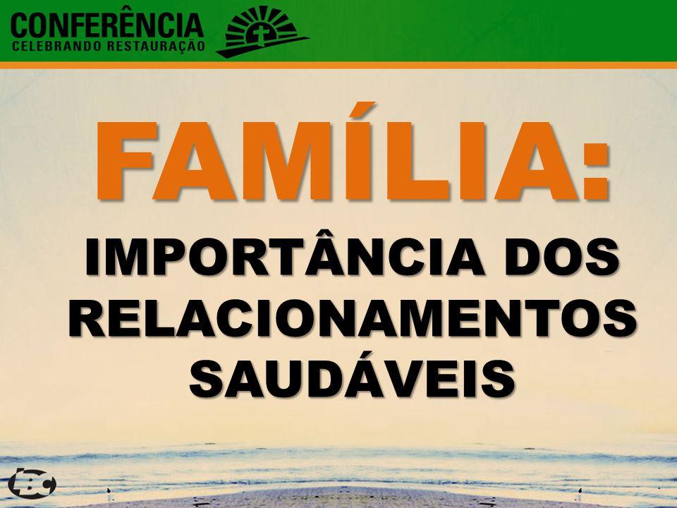 5. PADRÕES FAMILIARES DOENTES