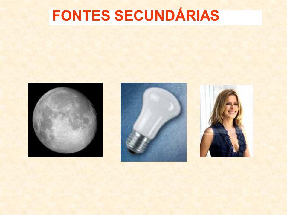 FONTES SECUNDÁRIAS