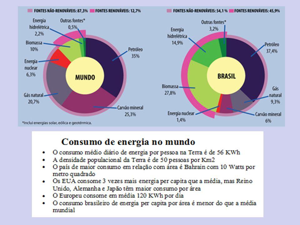 Fonte energética de origem vegetal