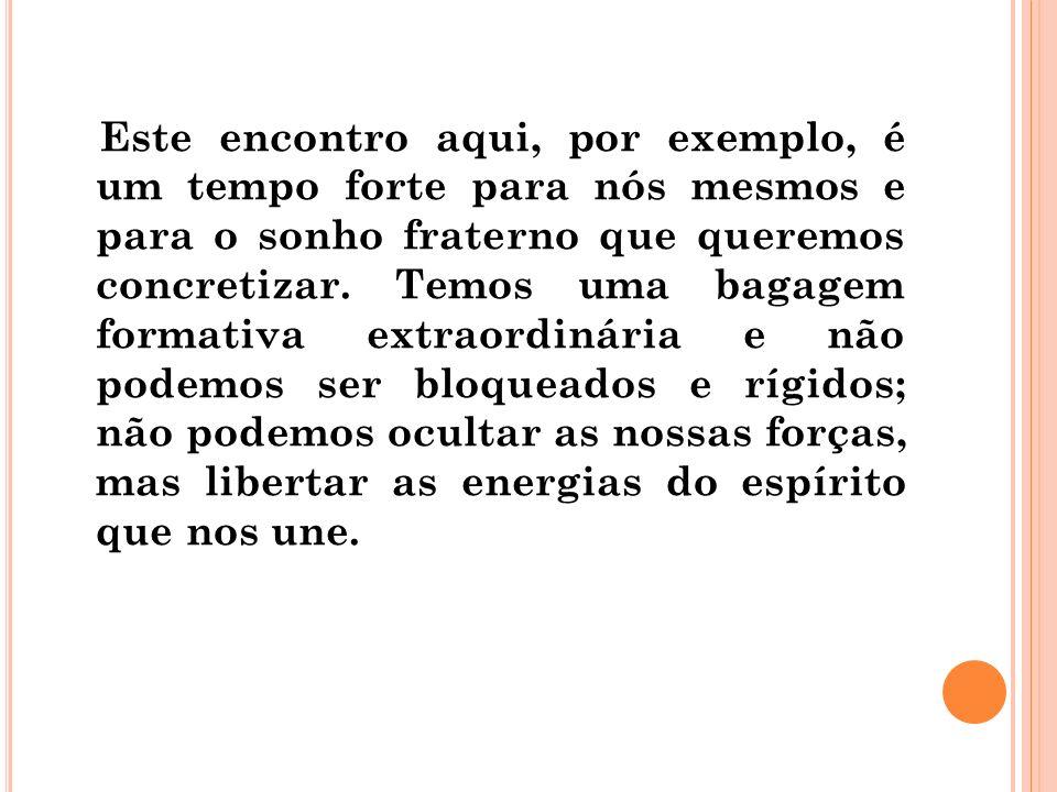 A Liberdade é sedutora e bonita, mas é nosso desafio, o nosso drama.