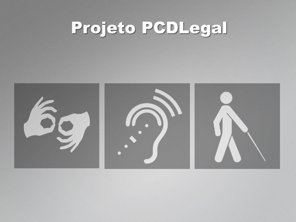 Projeto PCDLegal