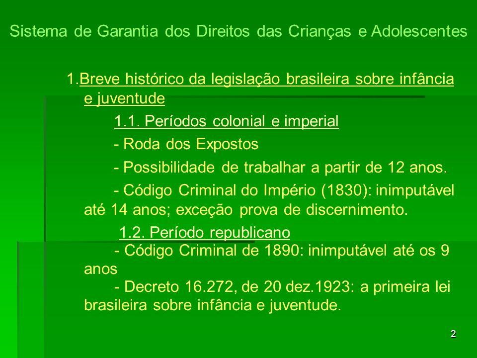 3 - Decreto 17.943-A, de 12 out.1927: o primeiro Código de Menores brasileiro, gov.