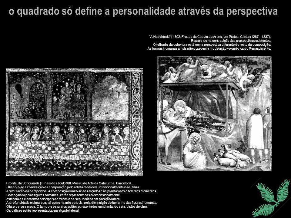 Frontal de Soriguerola | Finais do século XIII. Museu de Arte da Catalunha. Barcelona. Observe-se a construção da composição pelo artista medieval. In