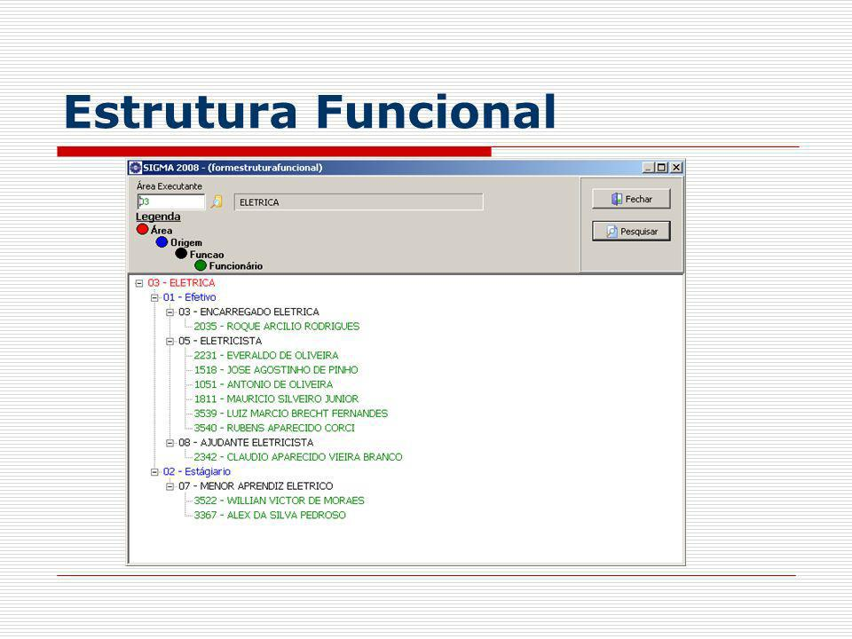 Estrutura Funcional