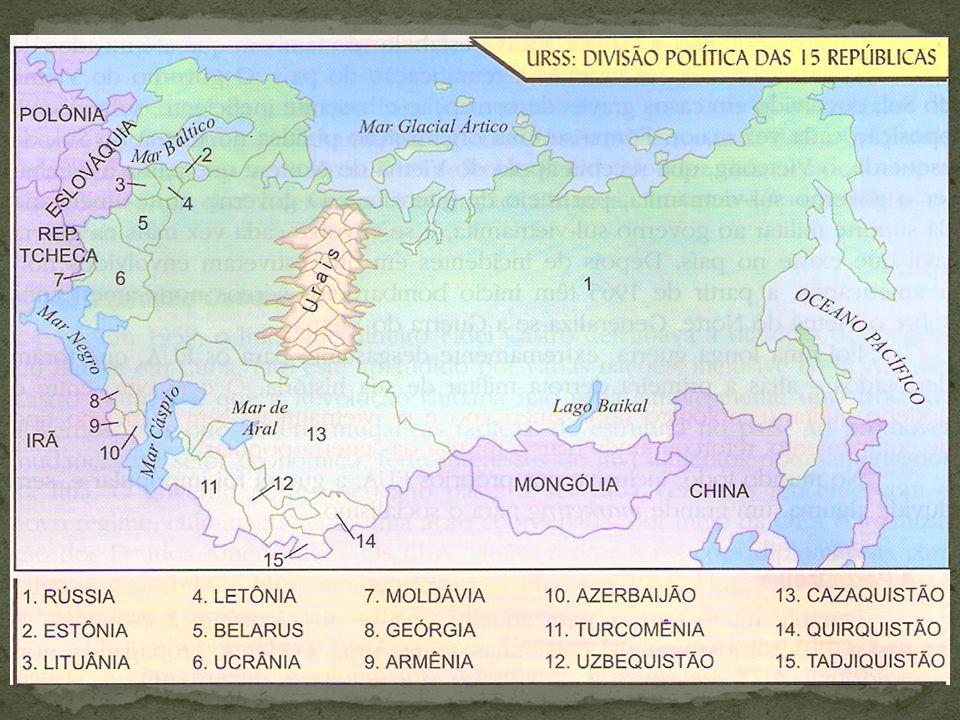 Uma nova ordem mundial: Uma nova ordem mundial: 1945-1990 época da Guerra Fria.