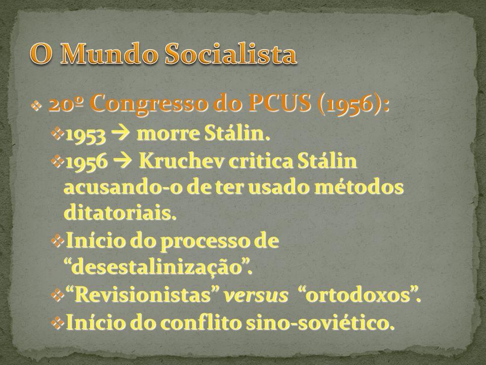 Revolução Cubana (1959): Revolução Cubana (1959): Fidel Castro derruba a ditadura de Fulgêncio Batista, Fidel Castro derruba a ditadura de Fulgêncio Batista, por meio de luta armada.