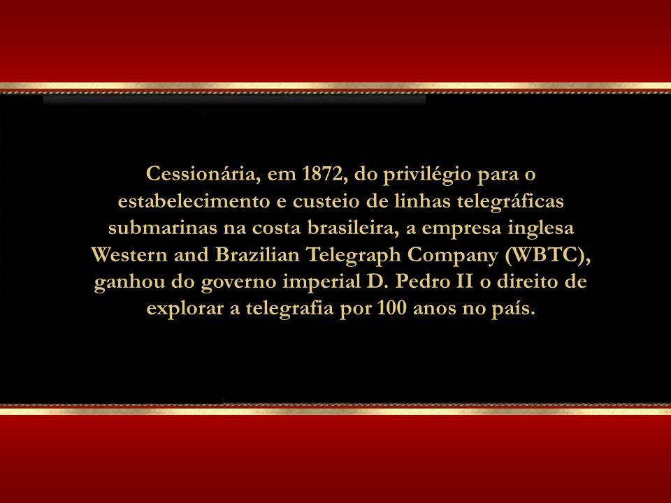 O telégrafo, foi a primeira tecnologia de informação utilizada em rede mundial. Sua difusão e desenvolvimento em Florianópolis, através da agência Wes