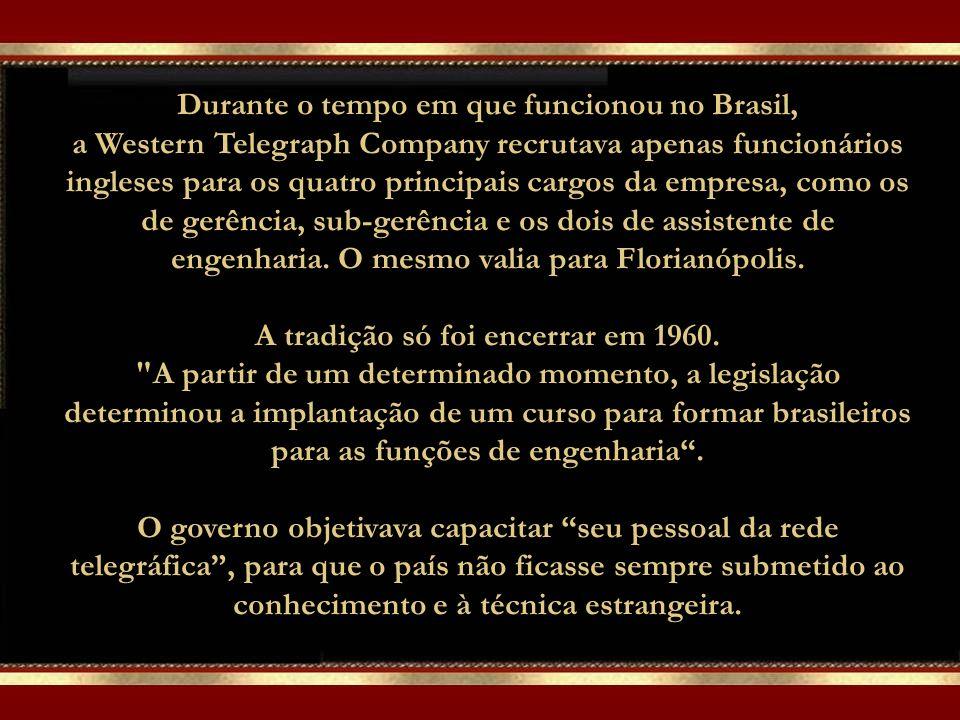 Funcionários da Agência da Western em Florianópolis Greve consentida dos empregados em apoio a movimento nacional.