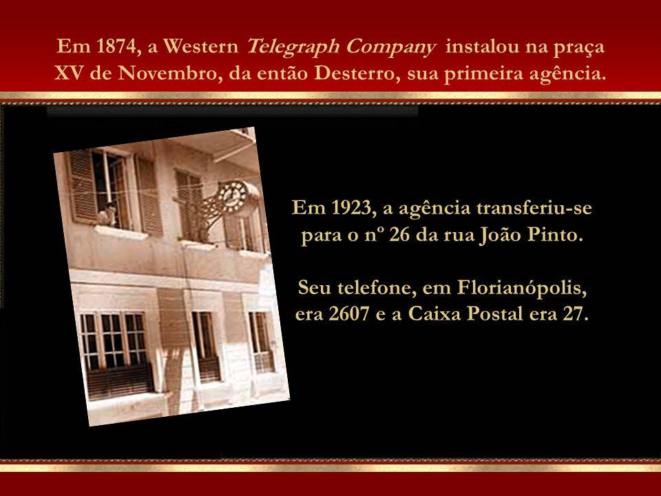 Exemplar da revista Zodiac, de lançamento mensal pela Western, relativo ao centenário da empresa no Brasil. Acervo - Walter Pacheco