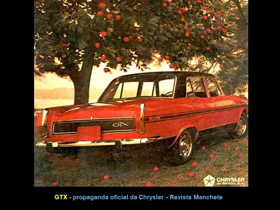 Regente 1969 - propaganda oficial da Chrysler - Revista Auto-Esporte, maio de 1969