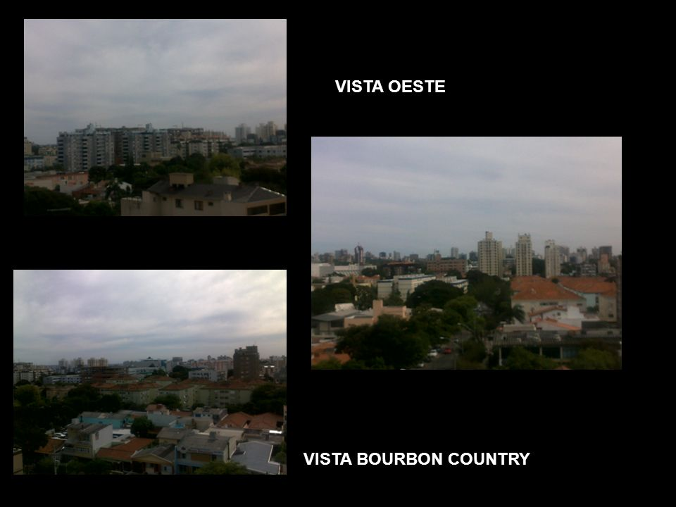 VISTA OESTE VISTA BOURBON COUNTRY