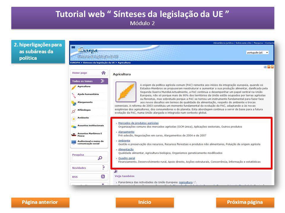 2.Folhetos informativos recentemente actualizados devido a alterações na legislação.