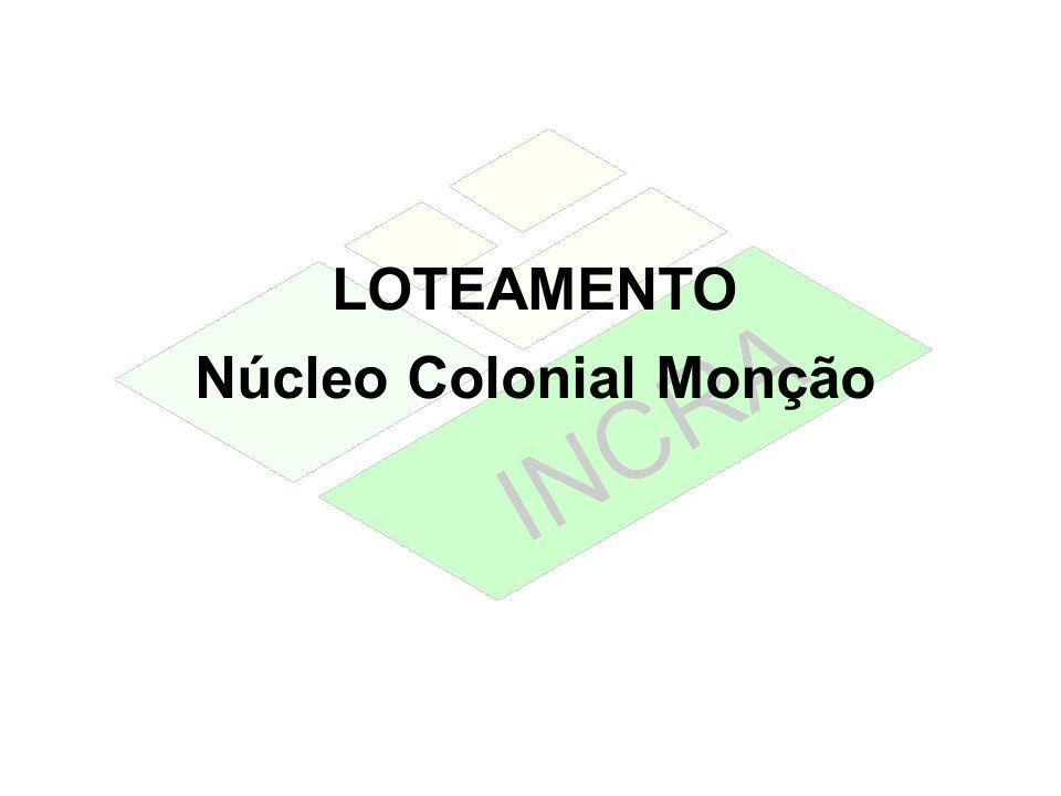 LOTEAMENTO Núcleo Colonial Monção