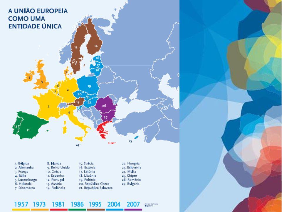 As instituições O principal processo de decisão da União Europeia passa a chamar-se processo legislativo ordinário, no qual participam o Conselho (votando por maioria qualificada) e o Parlamento Europeu.
