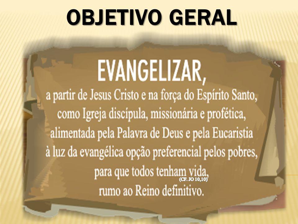 Toda a Igreja, todos os serviços eclesiais precisam estar fundamentados na Palavra de Deus e serem por ela iluminados.