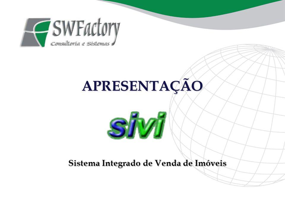 42 Módulos integrados Agilidade na tomada de decisão Confiabilidade das informações O SIVI é Multi-empresa O SIVI é Multi-usuário Durante sua criação, os analistas do SIVI contaram com o constante acompanhamento de construtoras, adequando-o às necessidades e desafios deste ramo de atividade.