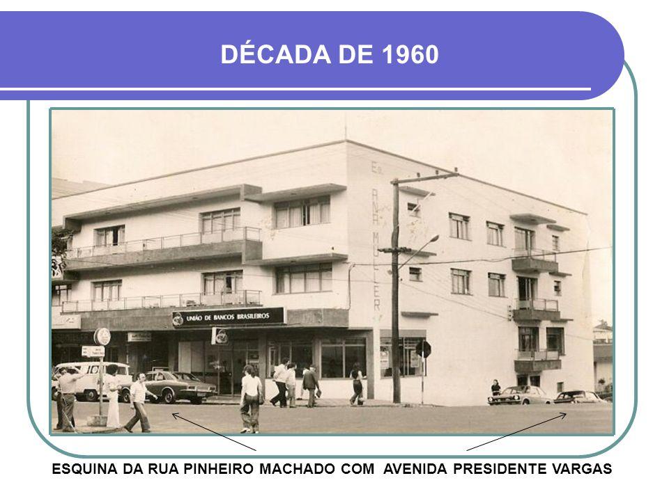 CONSTRUÍDO NA DÉCADA DE 1930, É UM DOS PONTOS REFERENCIAIS MAIS IMPORTANTES DA CIDADE PRÉDIO DA CORSAN