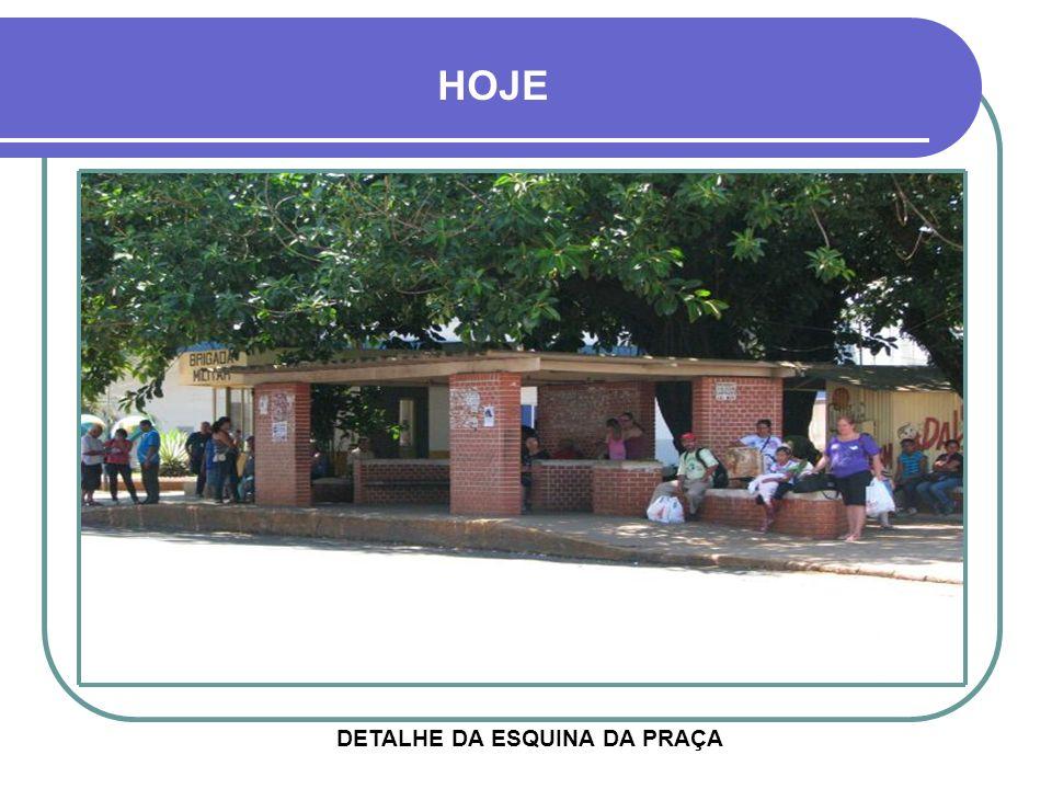 Década de 1990 - PRAÇA GENERAL FIRMINO AVENIDA GENERAL OSÓRIO CAIXA ECONÔMICA FEDERAL