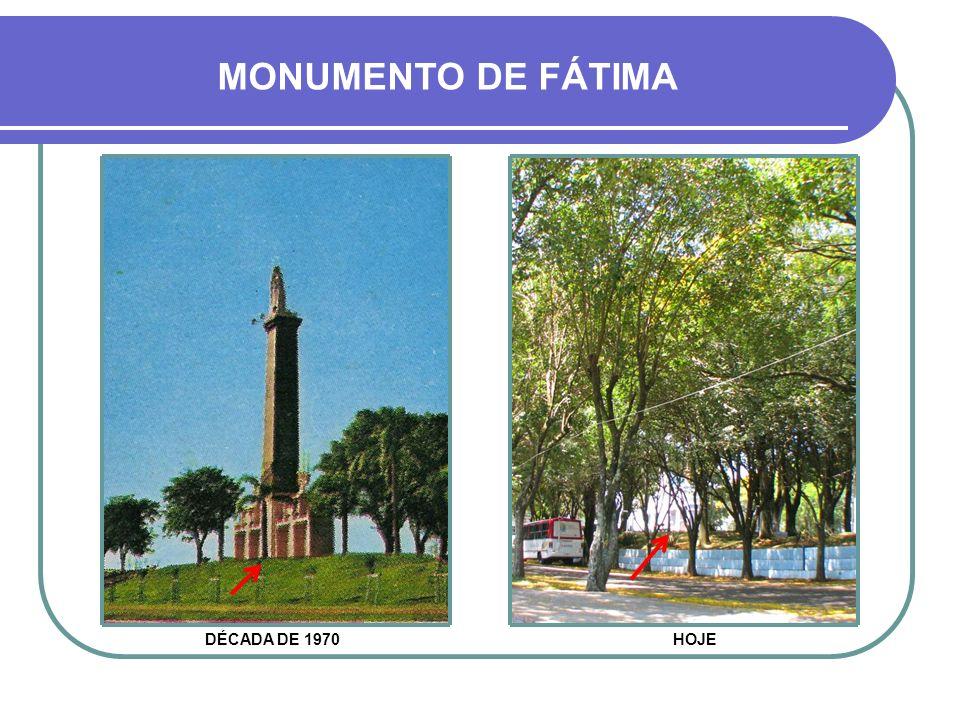 MONUMENTO DE FÁTIMA DÉCADA DE 1970