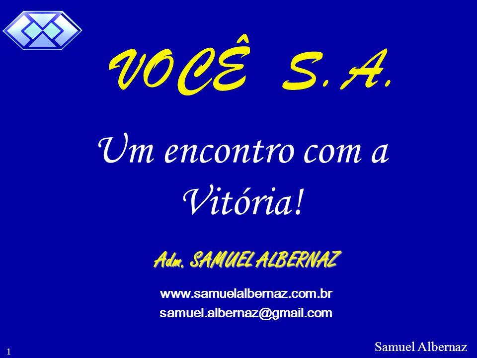 Samuel Albernaz 2 Quem é a Pessoa Mais Importante da Sua Vida???