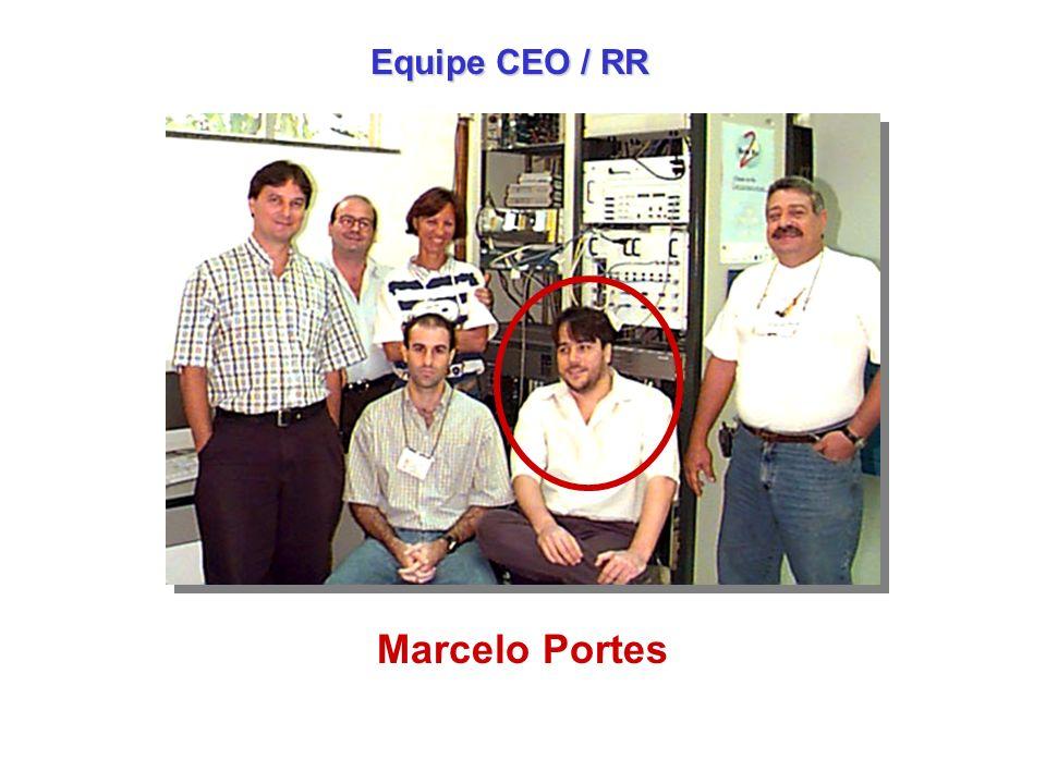 Equipe CEO / RR Marcelo Portes