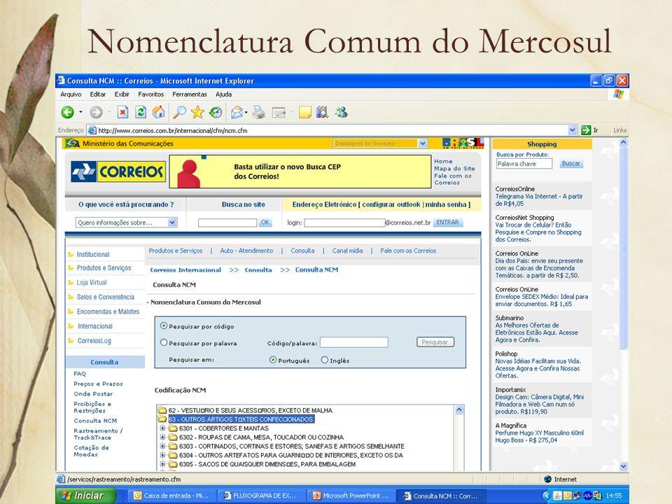 Nomenclatura Comum do Mercosul