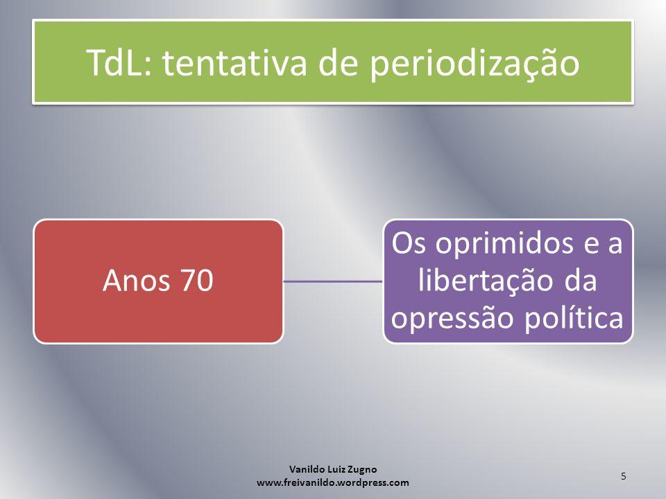 A vida imita o filme... Vanildo Luiz Zugno www.freivanildo.wordpress.com 16