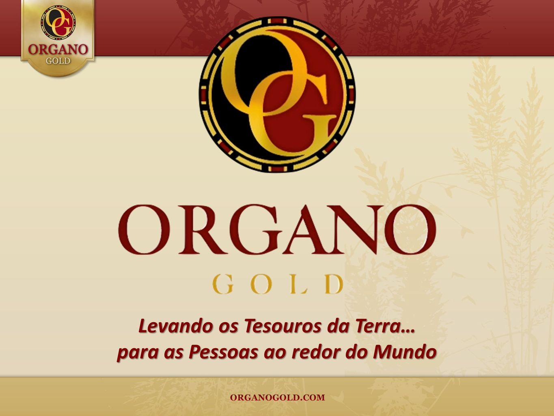 Organo Gold comemorou a inauguração do Parque Industrial de Gano Herb avaliado em $240 milhões de dólares, fazendo dele o maior do mundo.
