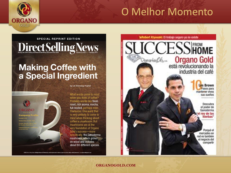 O Negócio Certo É SimplesÉ CaféÉ Fácil É ORGANO GOLD!