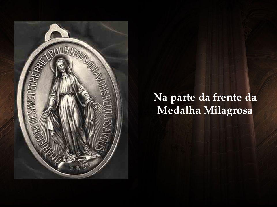 Quer saber o significado da Medalha Milagrosa? Então prossiga com esta apresentação.