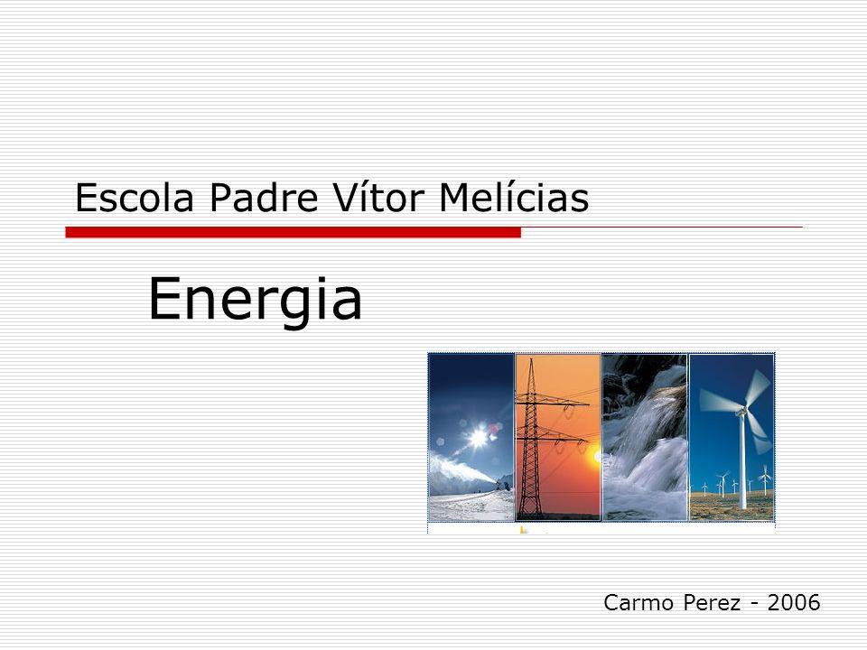 Nesta unidade vamos dar resposta às seguintes questões: 1.O que é energia.