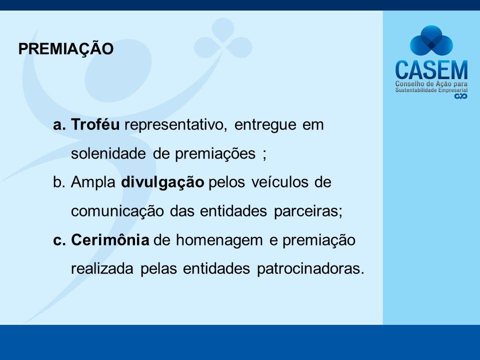 Informações: www.acpr.com.br Casem