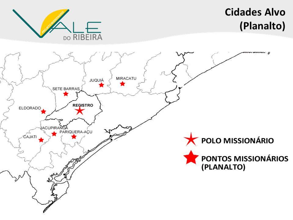 Cidades Alvo (Planalto)
