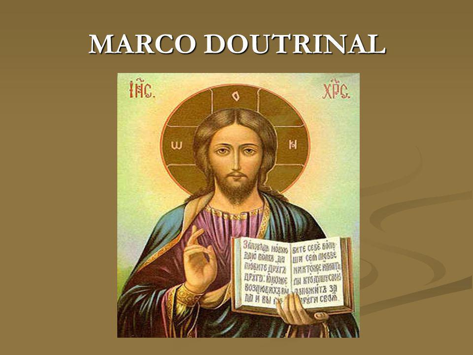 MARCO DOUTRINAL
