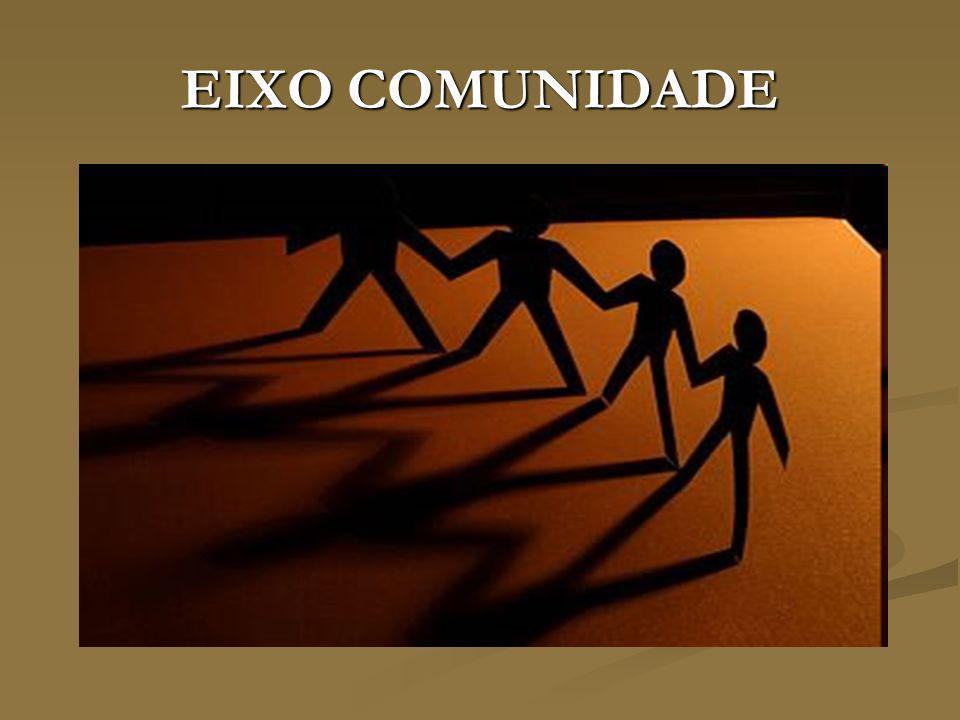 EIXO COMUNIDADE