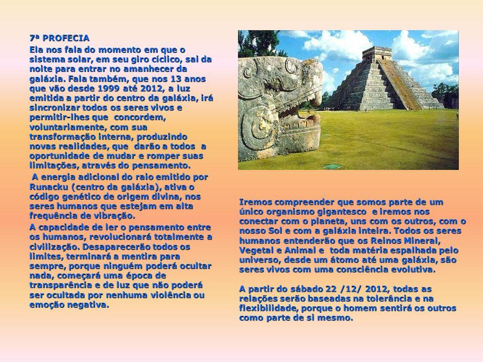 Os Maias sempre estudaram e registraram os eventos do céu e esse seu alerta, é para prevenir a humanidade, do perigo que corre, por não conhecer as ór