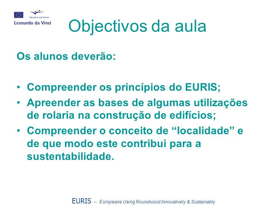 O que é o Projecto EURIS.