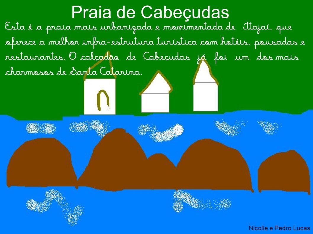 (Heloísa, Vinicius e Alessandra) O Morro da Cruz é o ponto mais alto da Cidade e no seu topo existe um restaurante em forma de castelo.