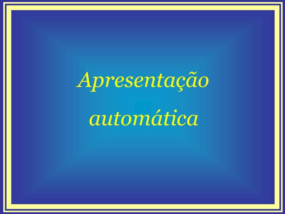 Apresentação automática