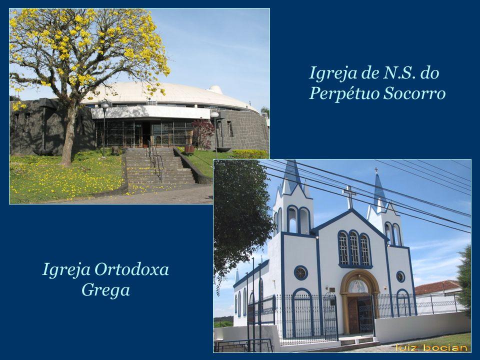 Igreja do Rosário Igreja Presbiteriana Independente