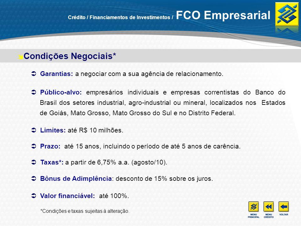 *Condições e taxas sujeitas à alteração. Garantias: a negociar com a sua agência de relacionamento. Público-alvo: empresários individuais e empresas c