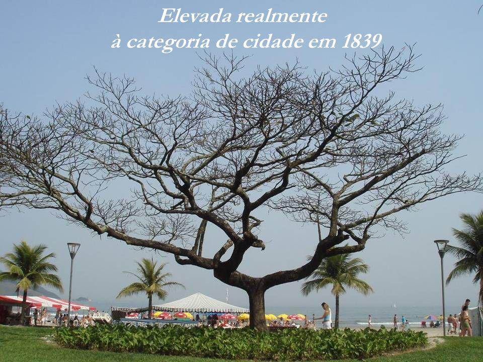 Praia do José Menino Em 1545 passou de um simples povoado a vila, com a chegada dos colonizadores portugueses. Dentre eles, Brás Cubas, fundador ofici