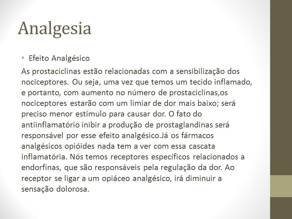 Analgesia Doses Analgésicas Obrigado e Bons Estudos!