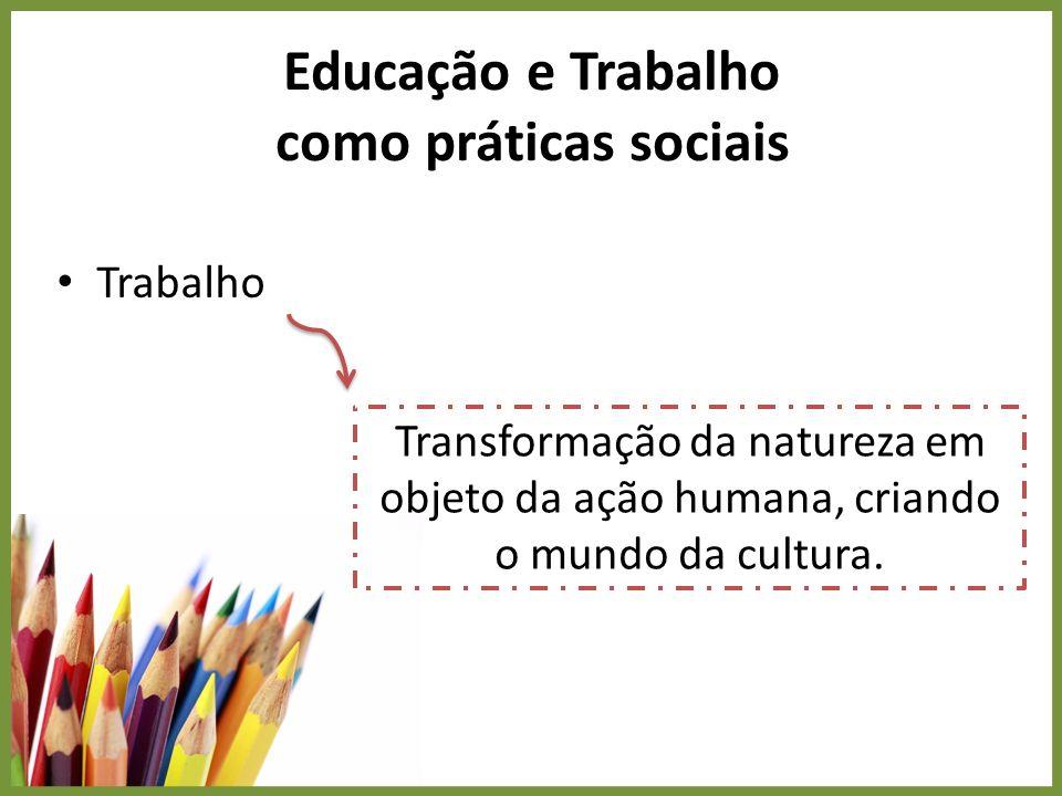 Educação Atualização histórico-cultural dos seres humanos.