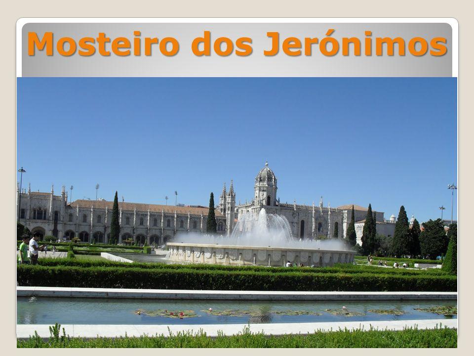 O Mosteiro dos Jerónimos é um dos mais belos e imponentes exemplares do Estilo Manuelino, testemunho monumental da riqueza dos Descobrimentos portugueses.