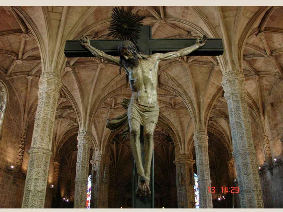 História Após 1834, com a expulsão das Ordens Religiosas, o templo dos Jerónimos foi destinado a Igreja Paroquial da Freguesia de Santa Maria de Belém.