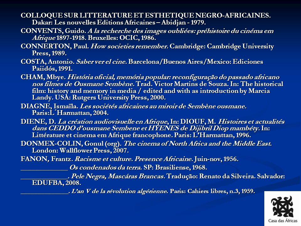 FEDRY, Jacques.Anthropologie de la parole en Afrique.
