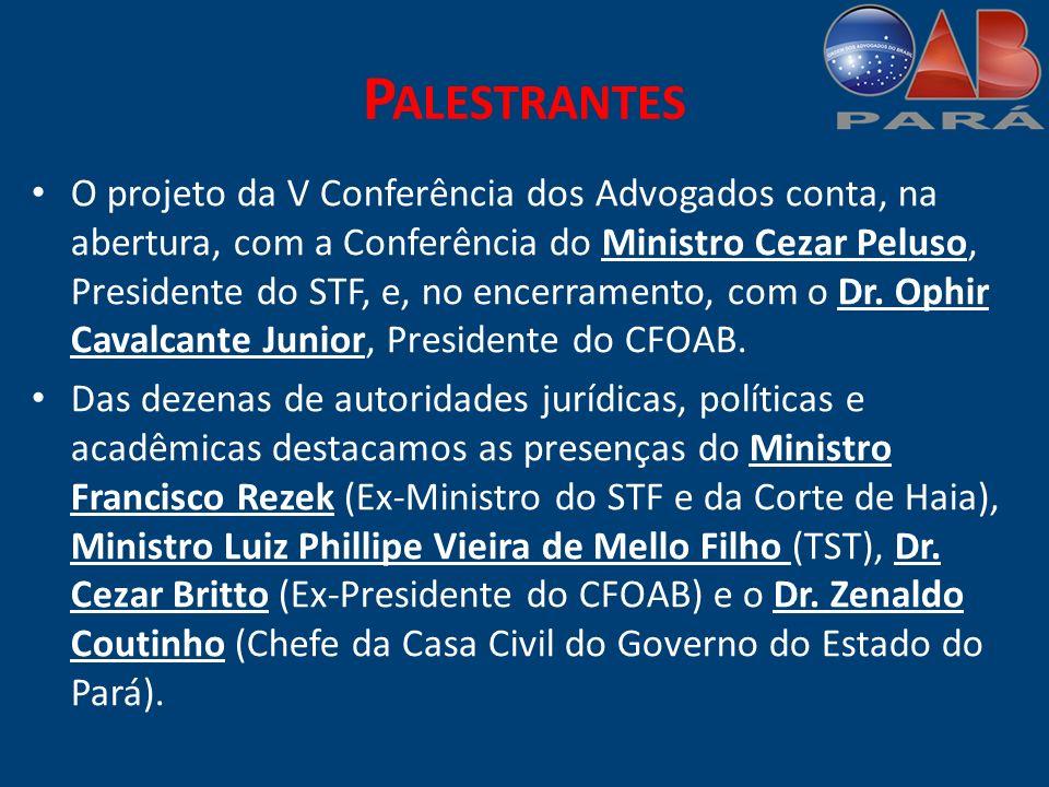 E ainda o Prof.Dr. Edmundo Oliveira, Dr. Luiz Alberto David Araújo (PUC/SP), Dep.
