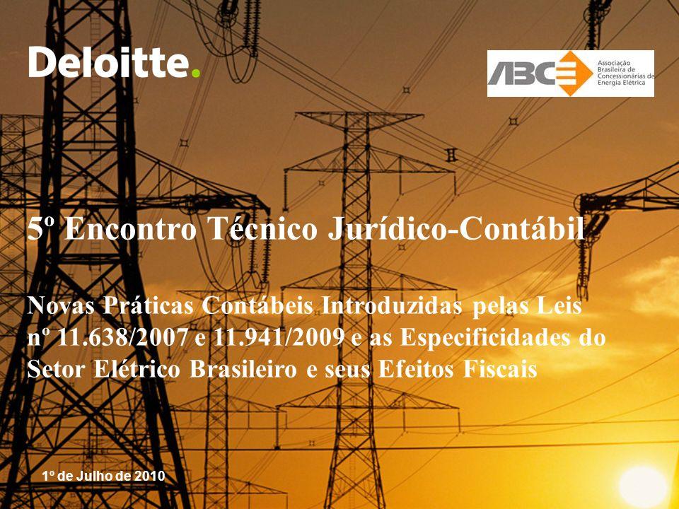 © 2010 Deloitte Touche Tohmatsu.